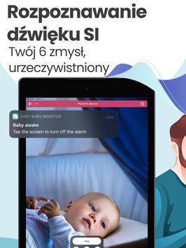 Niania Elektroniczna. Monitoring Wideo Dziecka. screenshot 7