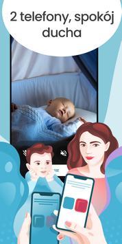 Niania Elektroniczna. Monitoring Wideo Dziecka. screenshot 4