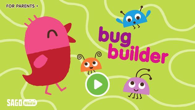 Sago Mini Bug Builder Plakat