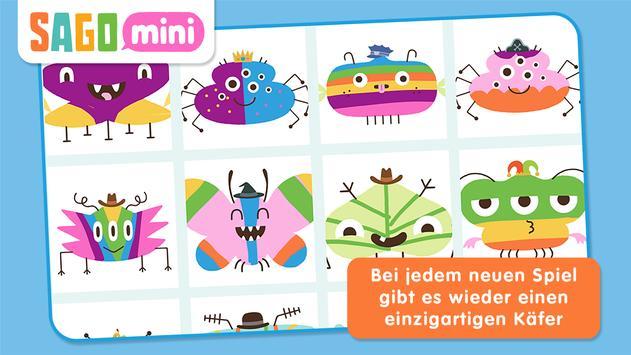 Sago Mini Bug Builder Screenshot 18