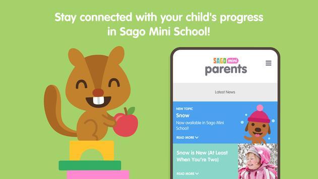 Sago Mini Parents screenshot 12