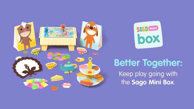 Sago Mini World: Kids Games screenshot 15
