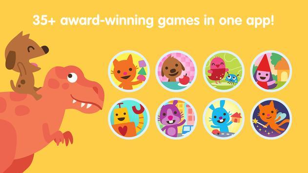 Sago Mini World: Kids Games screenshot 17