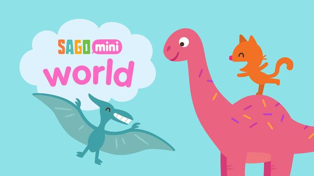 Sago Mini World: Kids Games screenshot 6