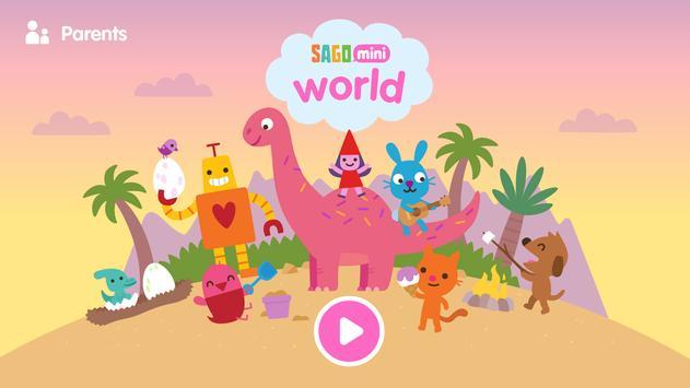 Sago Mini World: Kids Games screenshot 8