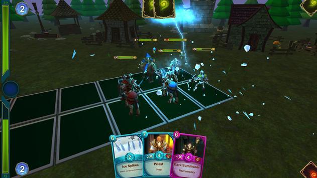 Saga CCG screenshot 4