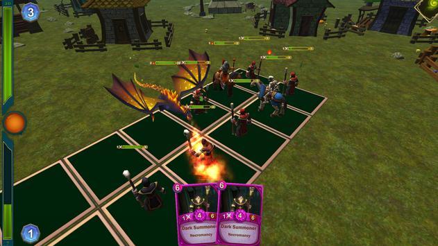 Saga CCG screenshot 6