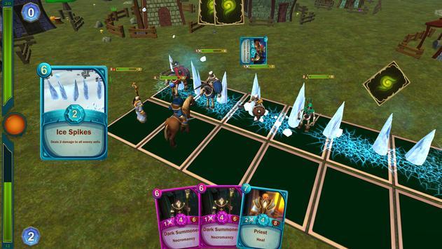 Saga CCG screenshot 7
