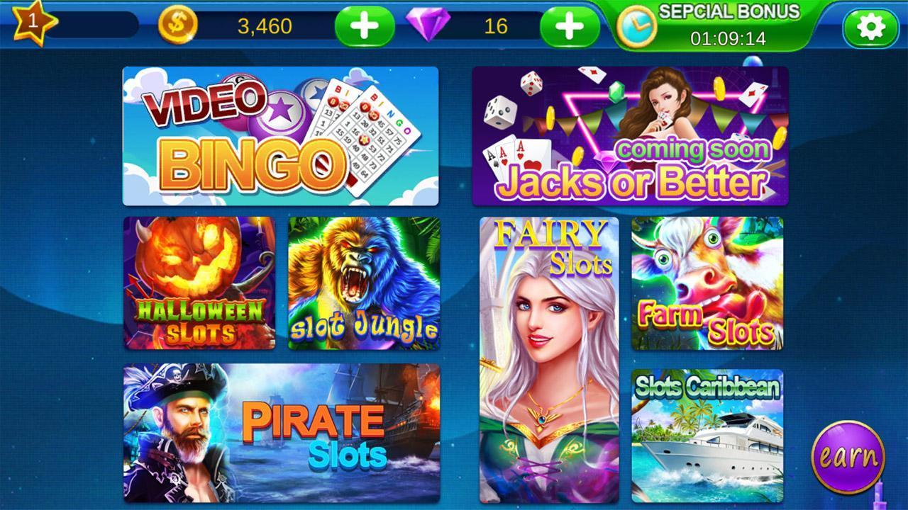 Slot Games To Play Offline
