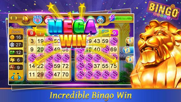 Bingo Happy Hd : Casino Bingo Games Free & Offline screenshot 13