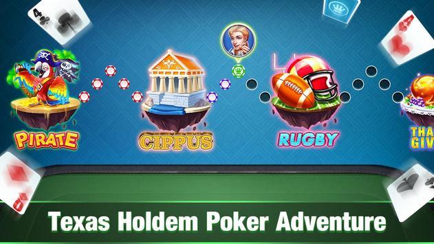 Texas Holdem Poker Offline:Free Texas Poker Games screenshot 14