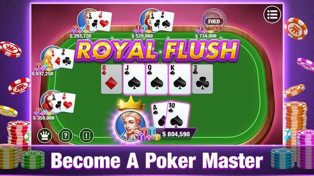 Texas Holdem Poker Offline:Free Texas Poker Games screenshot 2