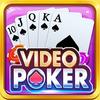 video poker - new casino card poker games free icon