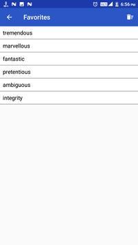 Freectionary screenshot 7