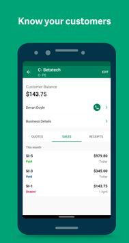 Sage - Accounting: invoicing & expenses screenshot 4