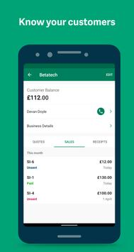 Sage - Accounting : Cloud invoice + expenses App скриншот 3