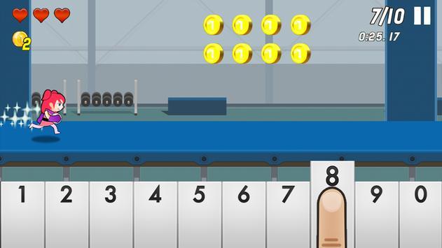 Number Run screenshot 1