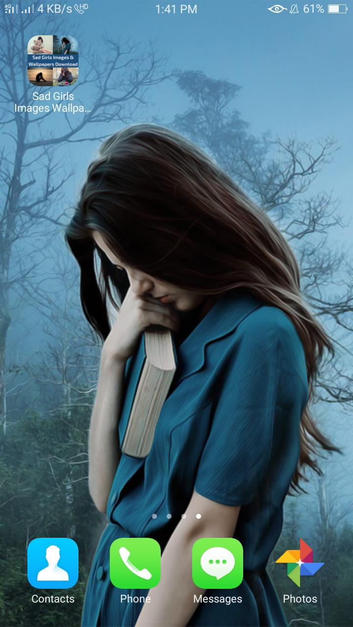 Sad Girls Images Wallpapers Download Hd For Android Apk Download