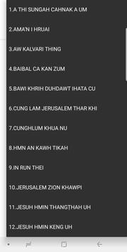 Pathian Hlabu Falam screenshot 2