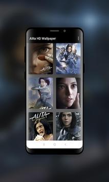 🔥Alita HD Super cool wallpaper📱 screenshot 8