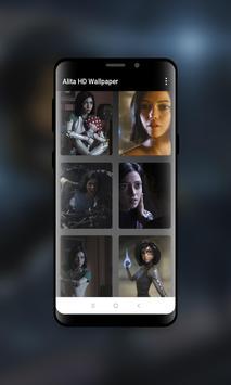 🔥Alita HD Super cool wallpaper📱 screenshot 9