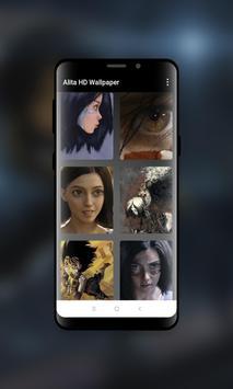🔥Alita HD Super cool wallpaper📱 screenshot 10