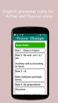 English Grammar Rules screenshot 3