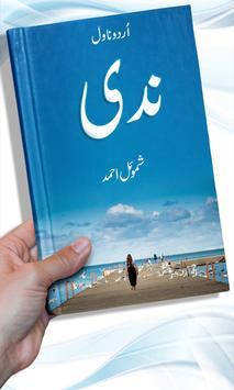 Nadi by Shamoil Ahmed - Urdu Novel poster