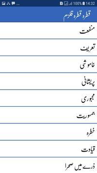 Qatra Qatra Qulzam screenshot 4