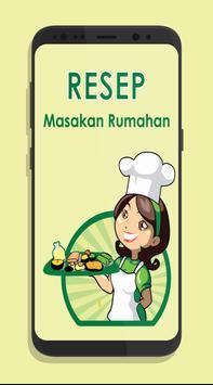 Resep Masakan Rumahan Paling Enak poster