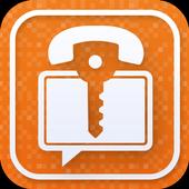 Secure messenger SafeUM icono