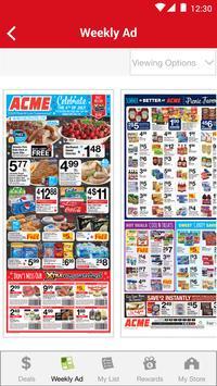 ACME Markets screenshot 1