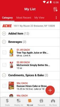 ACME Markets screenshot 2