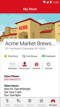 ACME Markets スクリーンショット 4