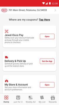 Jewel-Osco Deals & Rewards poster