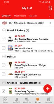 Jewel-Osco Deals & Rewards screenshot 3