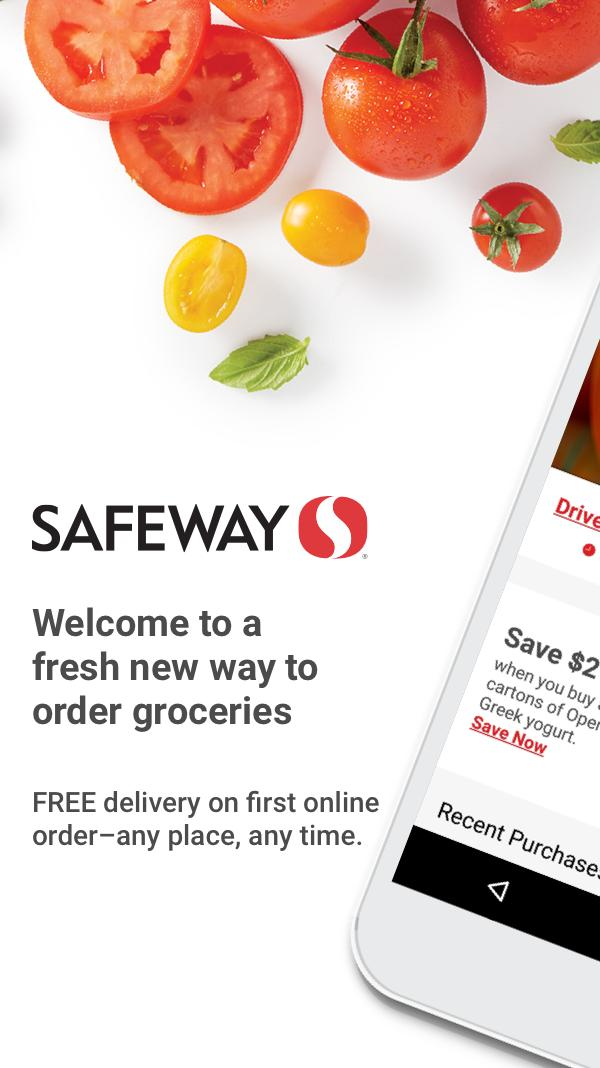 Safeway Delivery & Pick Up for Android - APK Download