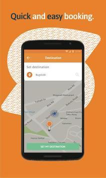 SafeBoda screenshot 1