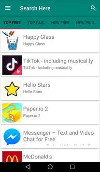 Dream Apps Market الملصق