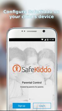 SafeKiddo постер