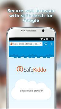SafeKiddo скриншот 2