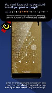 Secure Password screenshot 2