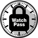 Watch Pass – 멋진 시계가 막강한 터치 패스워드, Watch Lock screen APK
