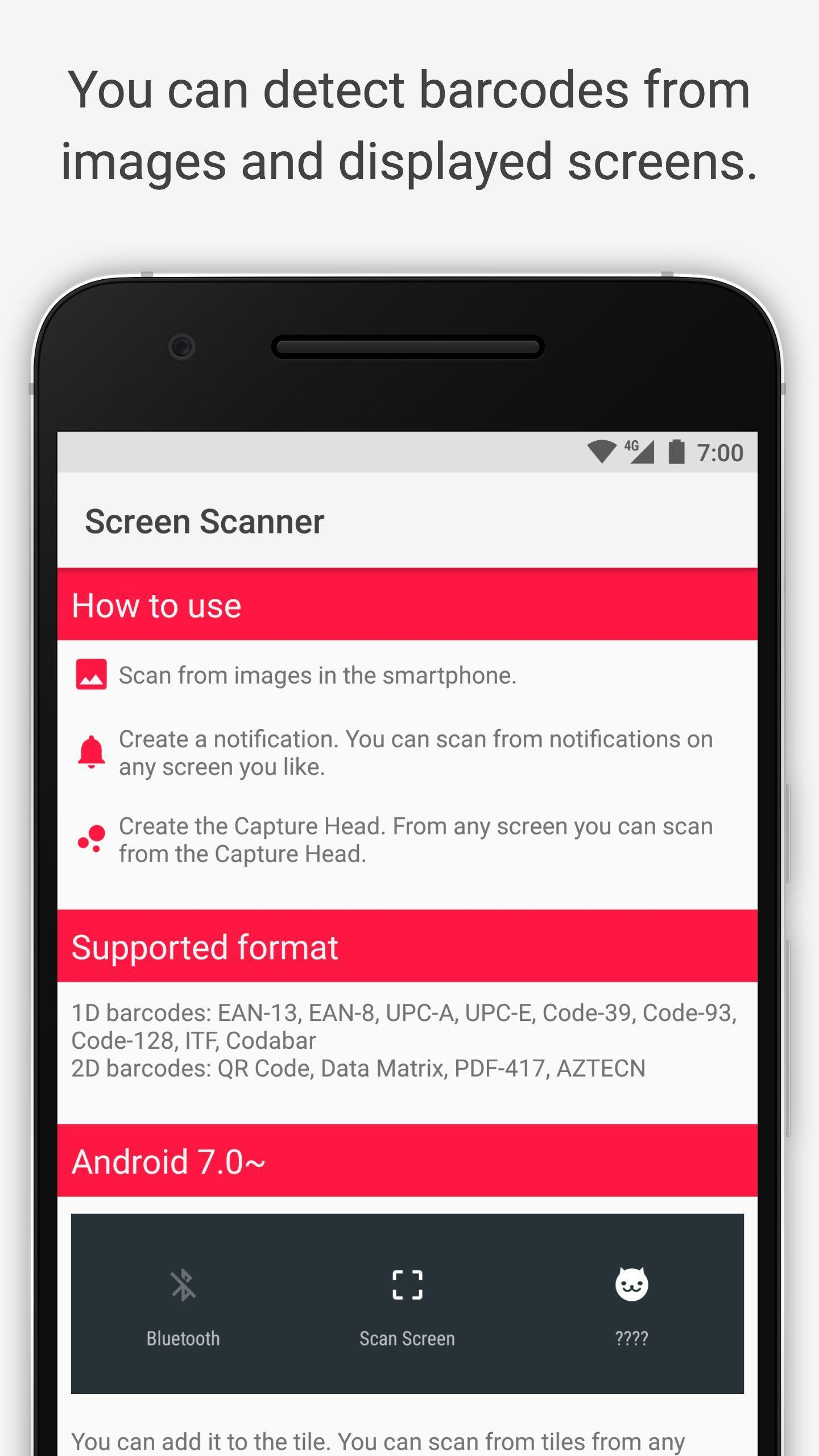 Screen Scanner for Android - APK Download