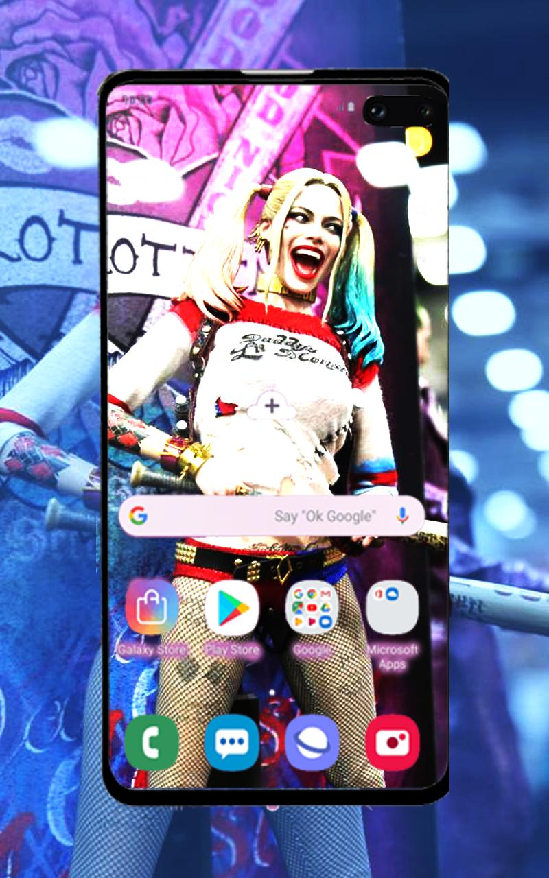 Harley Quinn Wallpaper For Android Apk Download