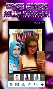 Selfie Camera Nella screenshot 5