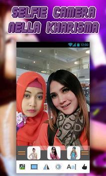 Selfie Camera Nella screenshot 9