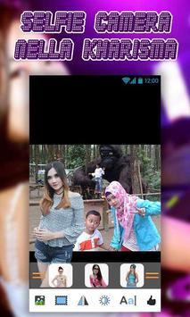 Selfie Camera Nella screenshot 2