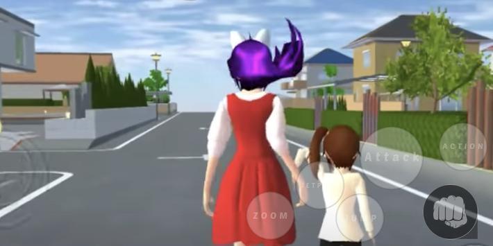 Guide SAKURA School Simulator screenshot 1