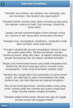 Kata-Kata Sahabat Sejati screenshot 1